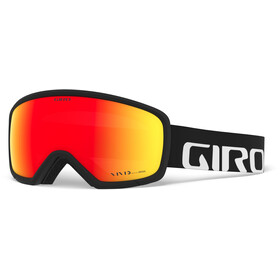 Giro Ringo Gafas, black/vivid ember